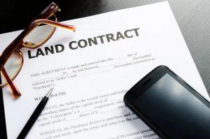 mẫu hợp đồng đặt cọc mua đất